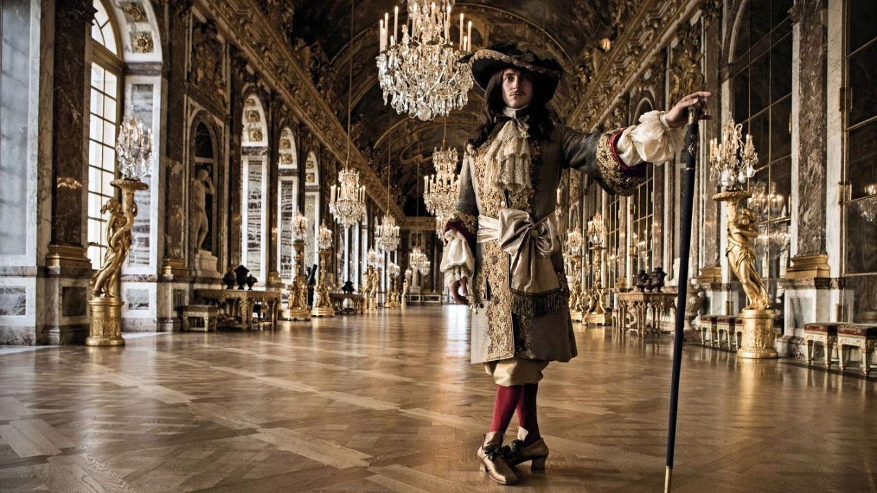Versailles Serie Netflix