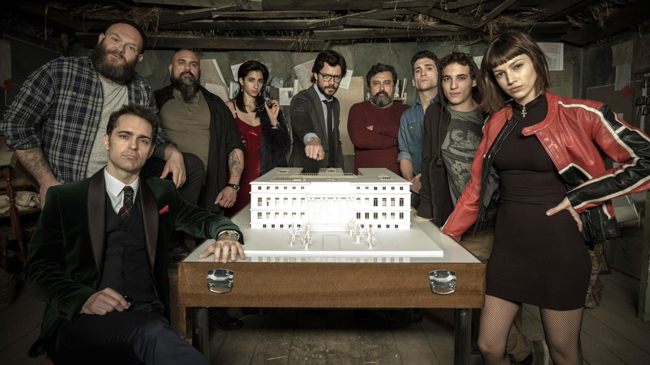 La Casa Di Carta La Serie Crime Spagnola Arriva Su Netflix The Hotcorn