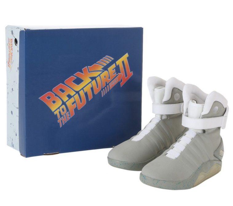 Cool Stuff: Le Scarpe di Ritorno al Futuro 2 – The HotCorn