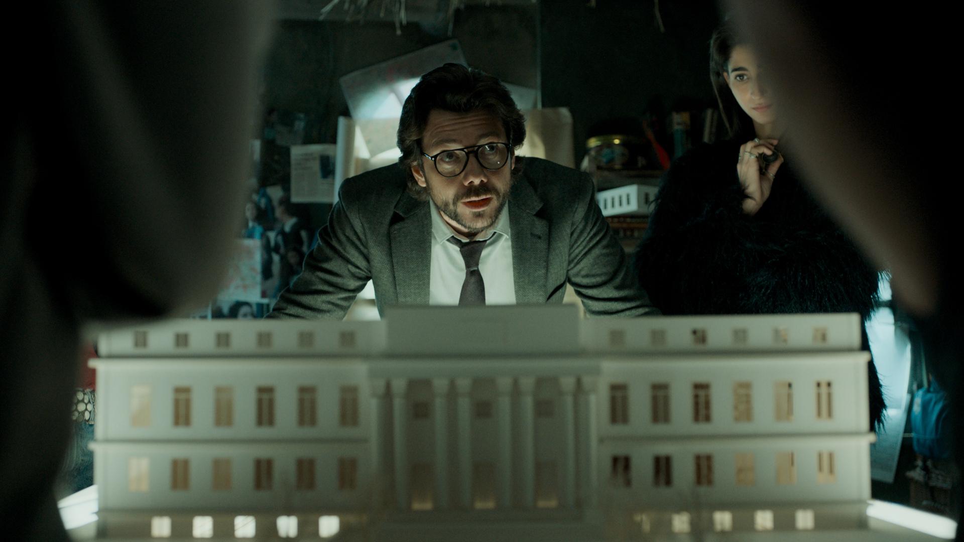 La casa di carta netflix conferma la terza stagione the for La casa di carta stagione 3