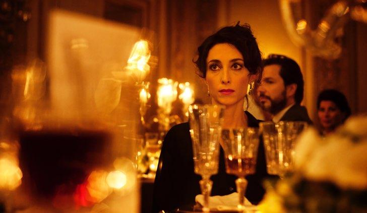 Elena Lietti è la firt lady Sole Pietromarchi.