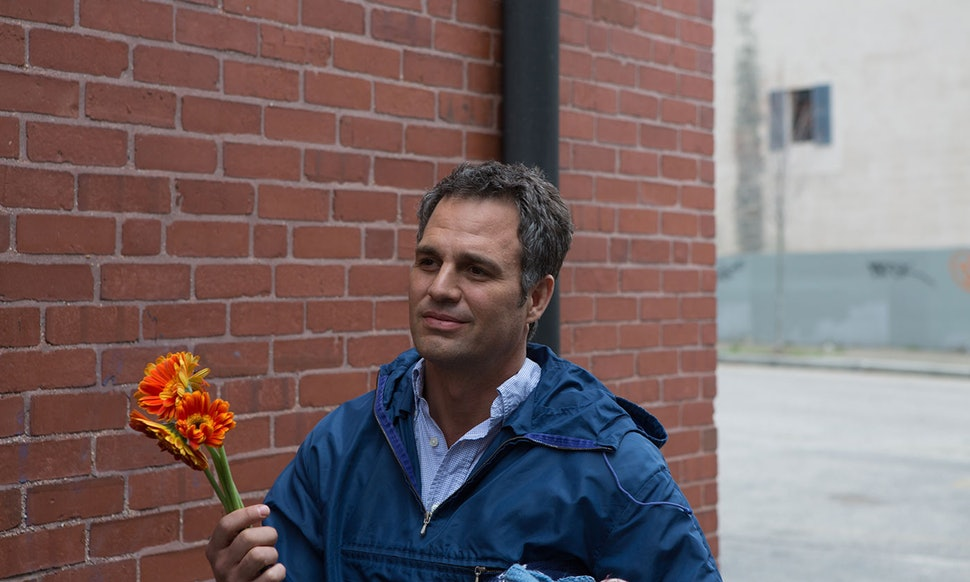 Mark Ruffalo in una scena di Teneramente folle