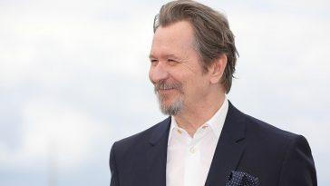 Gary Oldman al photocall di Cannes71.