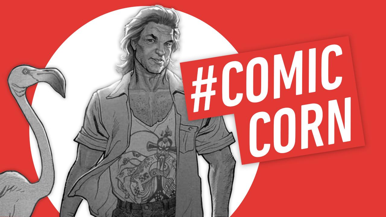 Comic Corn - cover