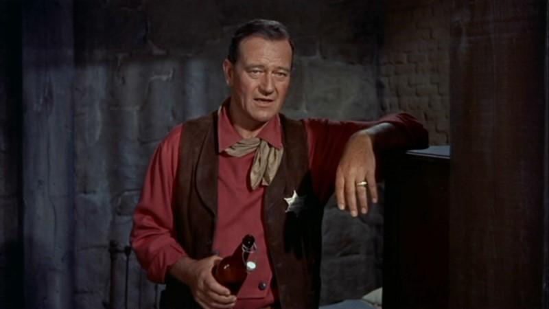 John Wayne, lo sceriffo John T. Chance