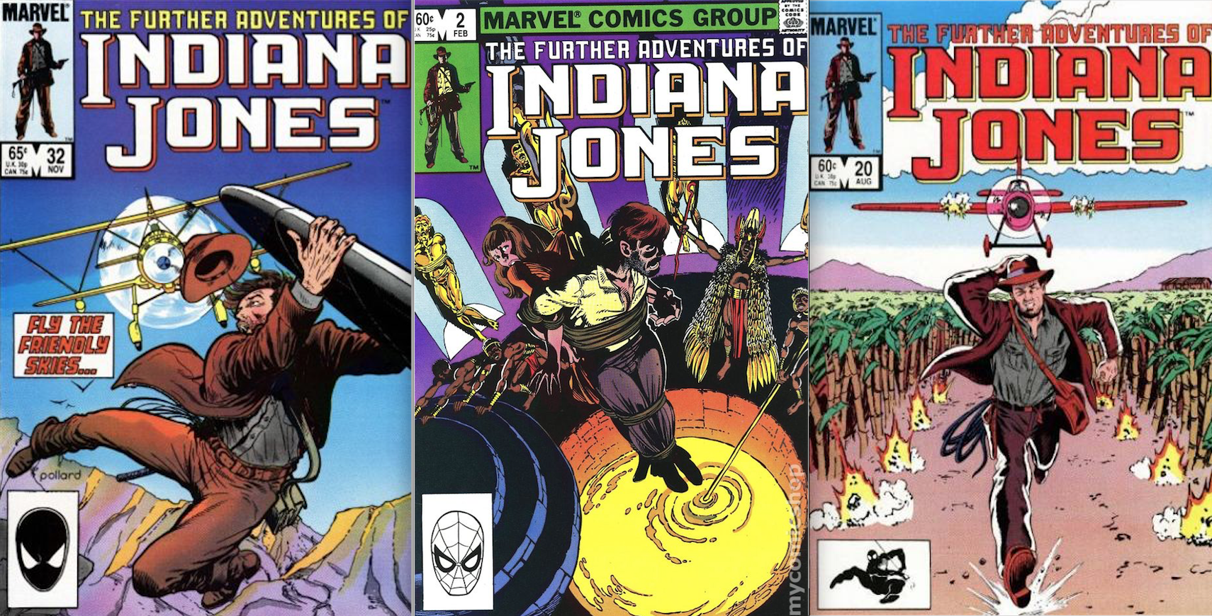 Indiana Jones Marvel