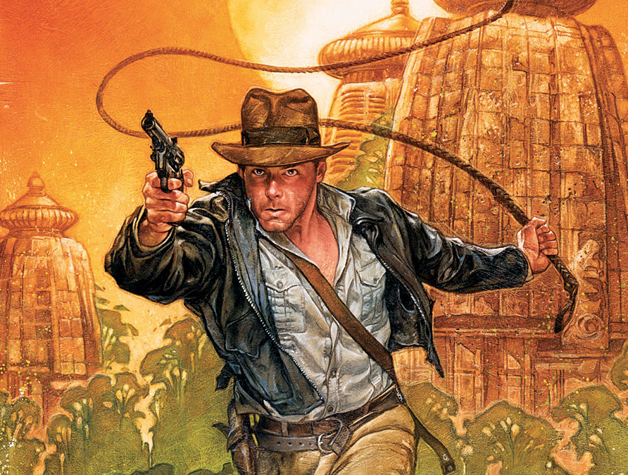 indiana jones dark horse