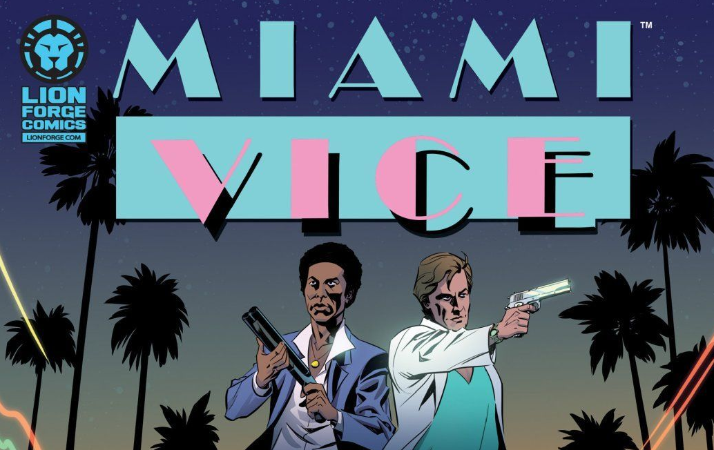 miami vice comics