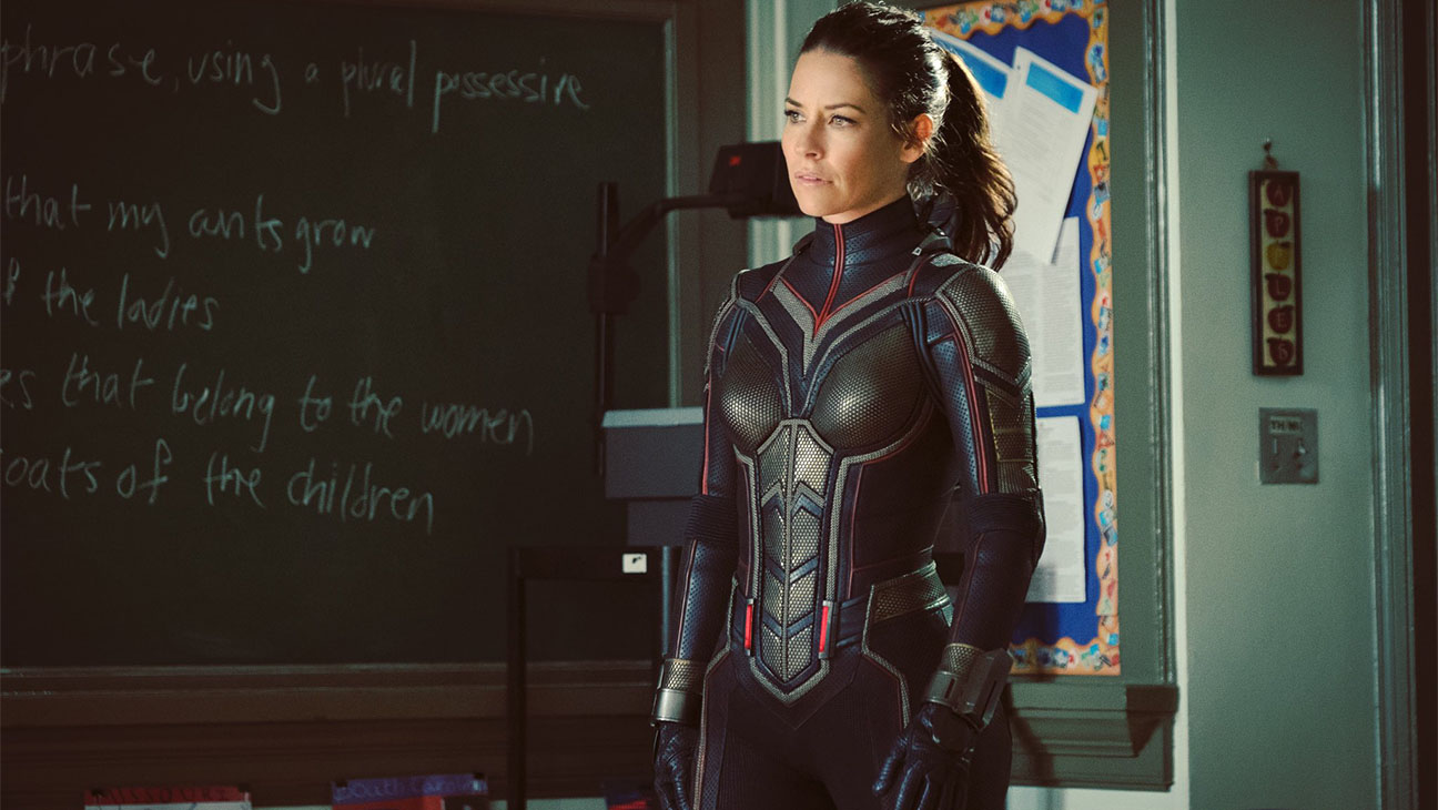 evangeline lilly ant man and the wasp