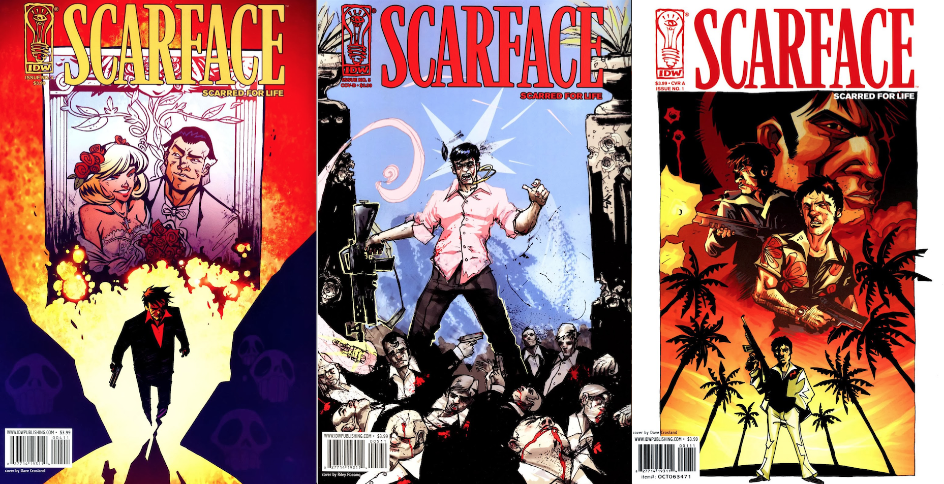 cover scarface scarred for life