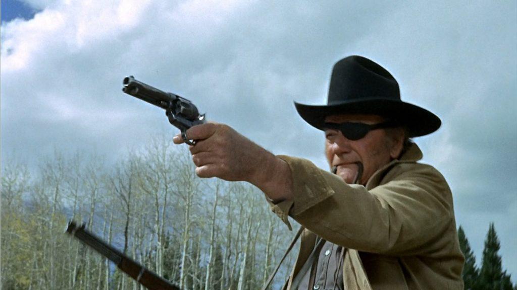 John Wayne ne Il Grinta