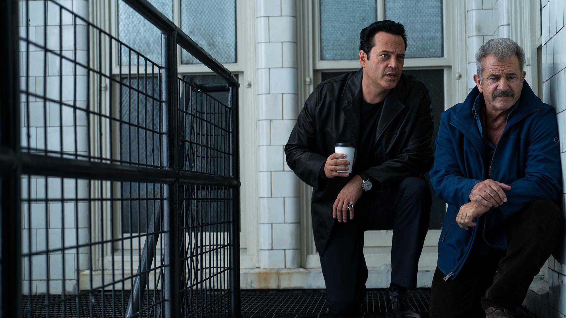 Vince Vaughn e Mel Gibson