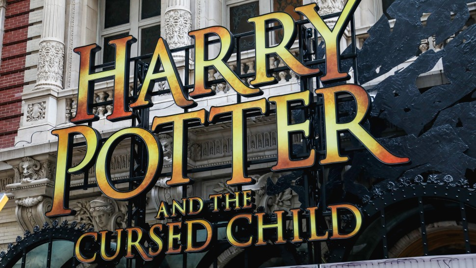 harry potter and the cursed child lyric theater