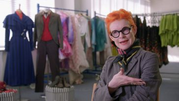 Il ritorno di Mary Poppins, la costumista Sandy Powell