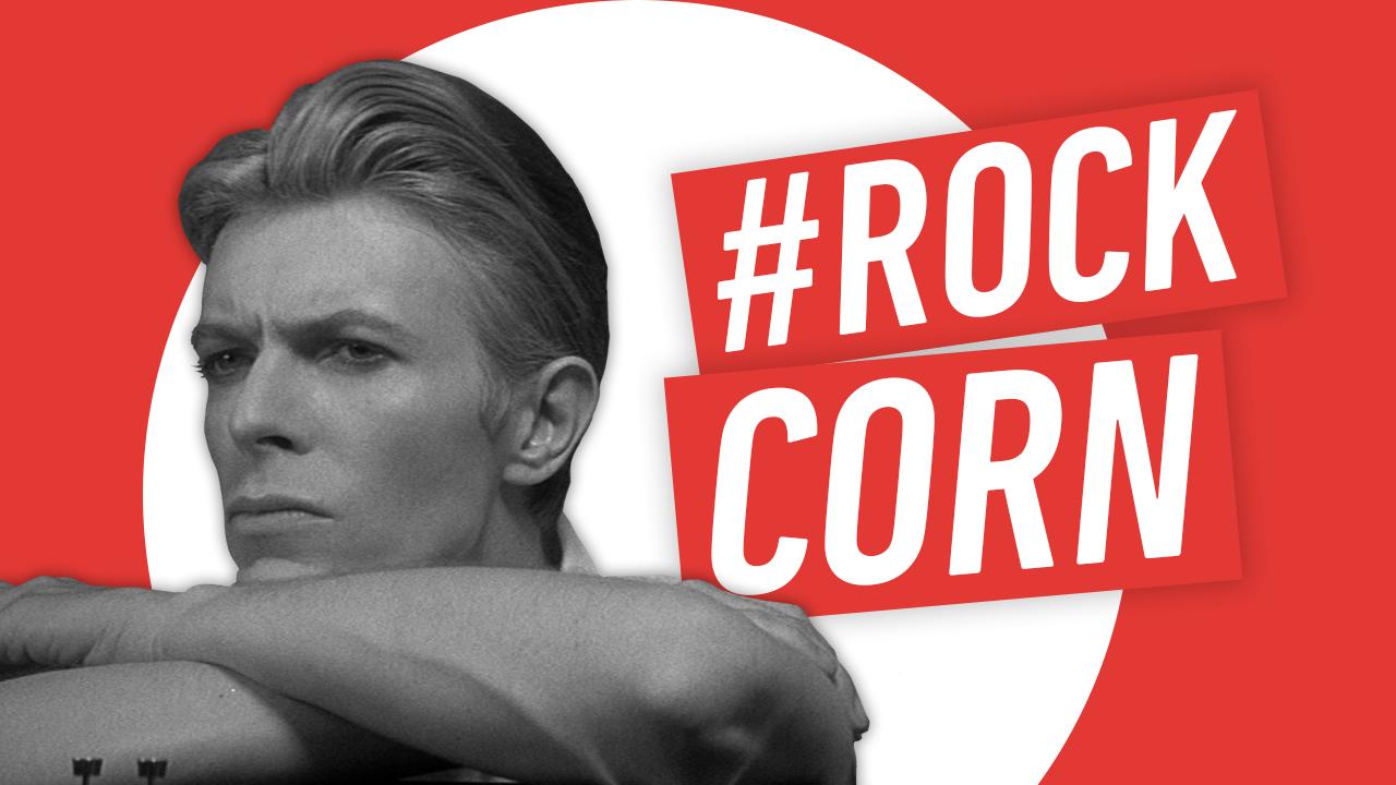 Rock Corn - cover