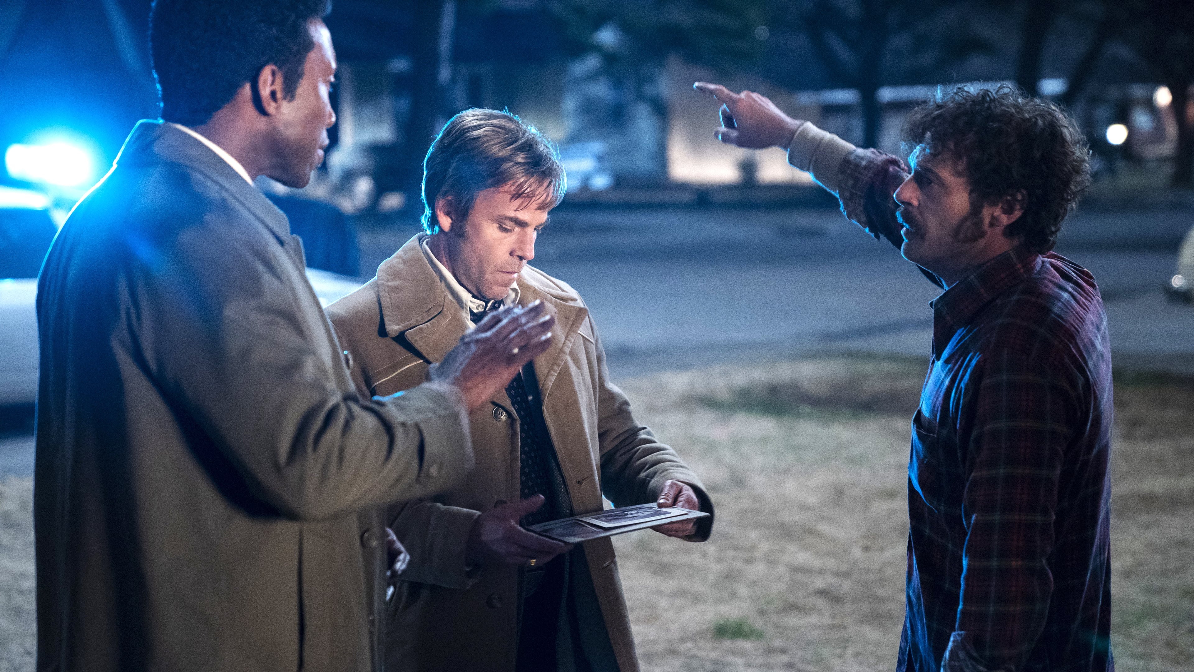 True Detective, un'immagine della serie.