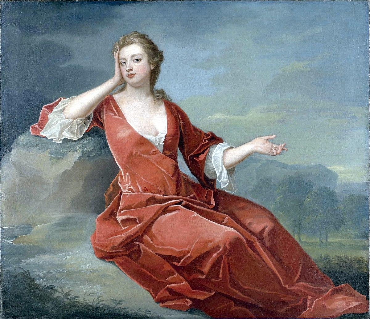 La Favorita, un ritratto di Sarah Churchill.