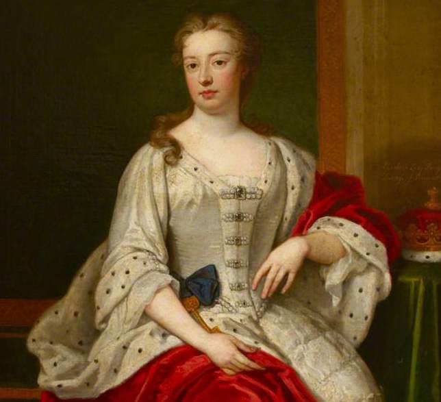 La Favorita, il ritratto di Abigail Masham.