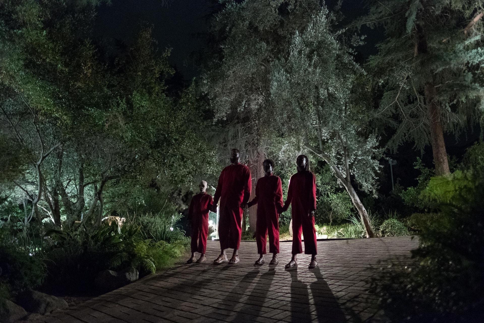 Noi, un'immagine del nuovo film di Jordan Peele