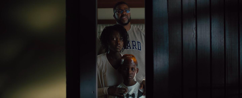 Noi, una scena di gruppo del nuovo film di Jordan Peele