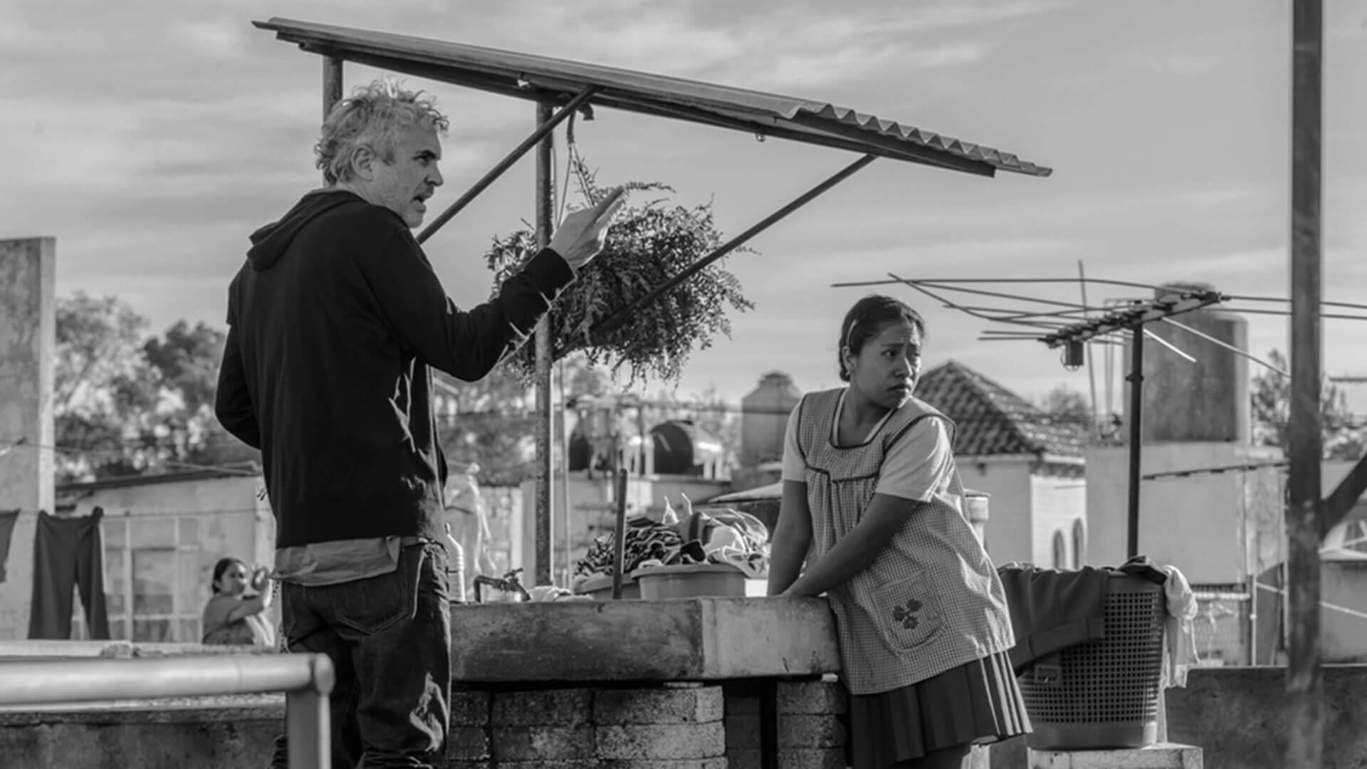 Oscar, Alfonso Cuaron nominee for Roma
