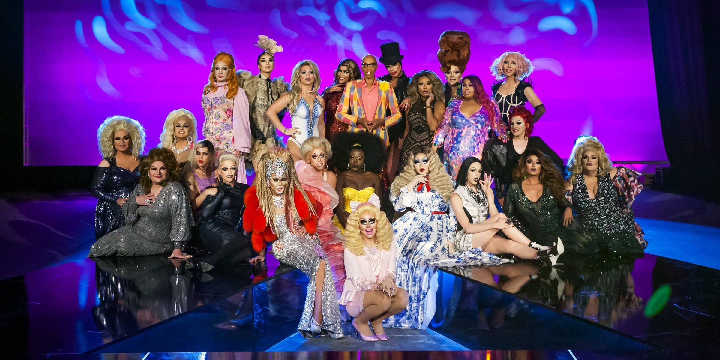 RuPaul's Drag Race cast