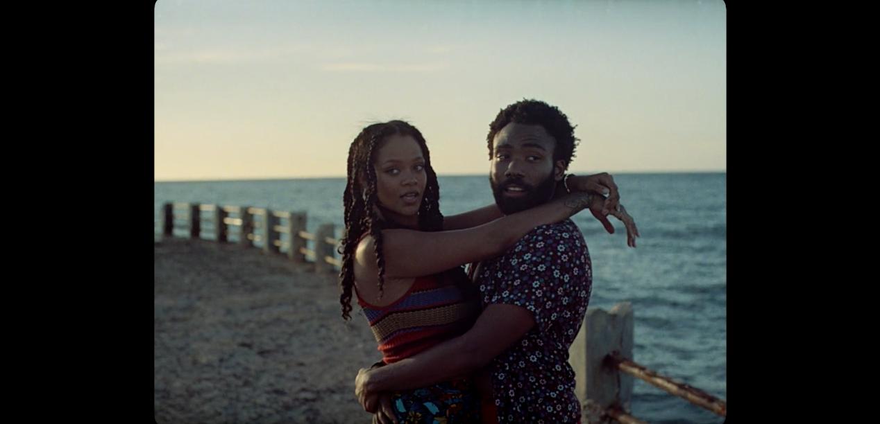 Guava Island: un'immagine del film di Donald Glover