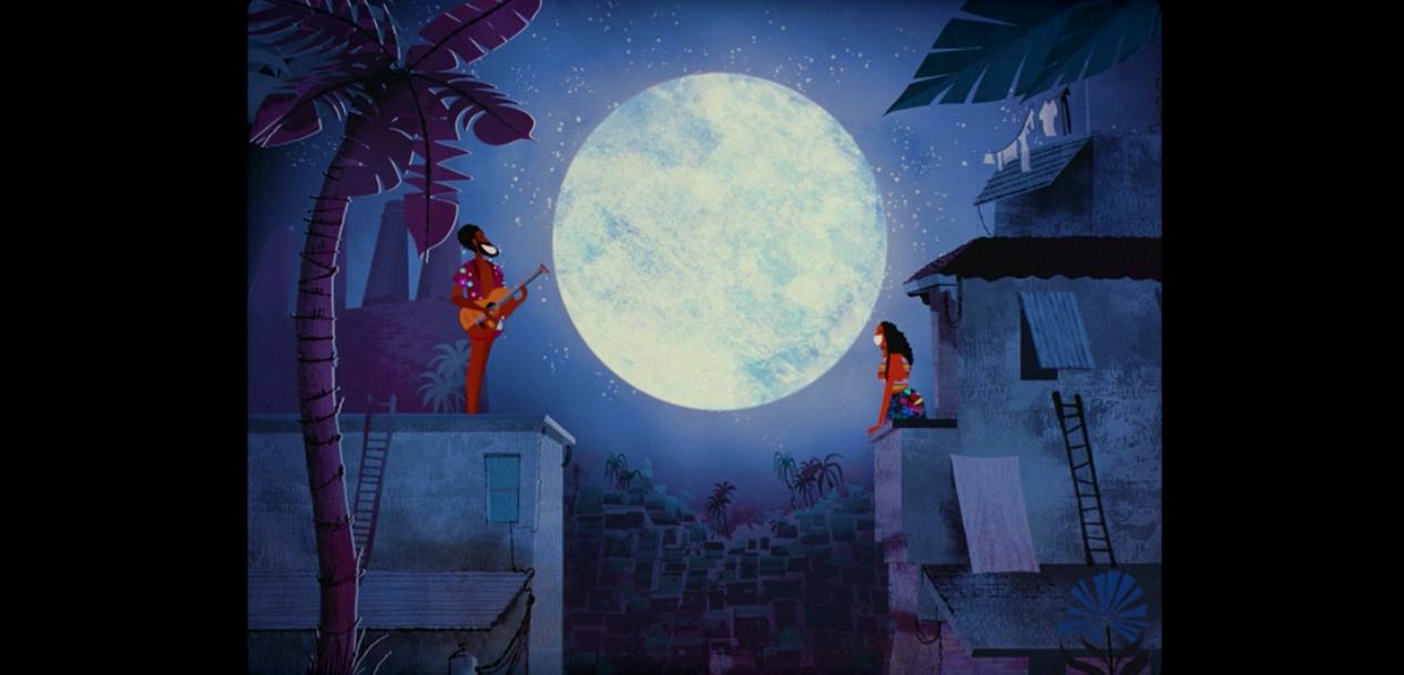 Guava Island: una scena del film