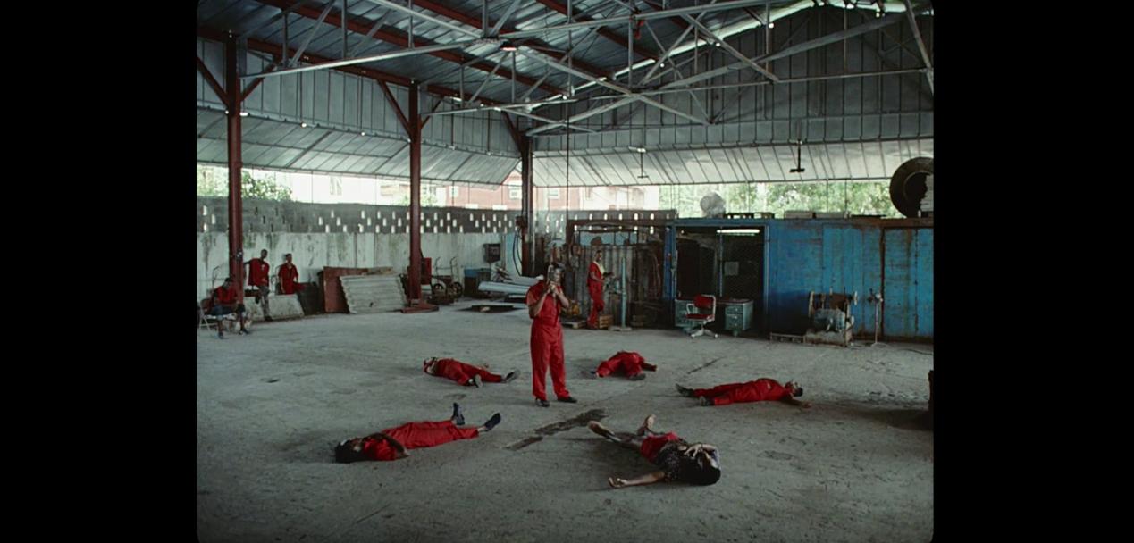 Guava Island: una scena del film di Donald Glover