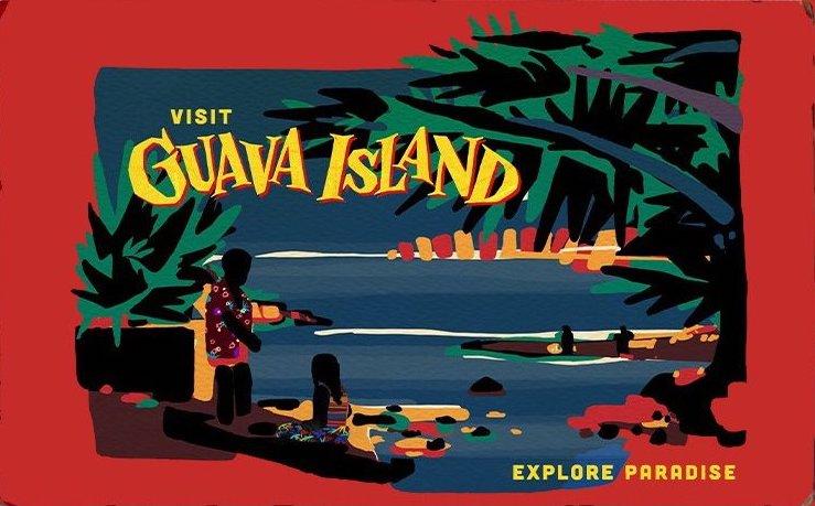 Guava Island: il film di Donald Glover con Rihanna