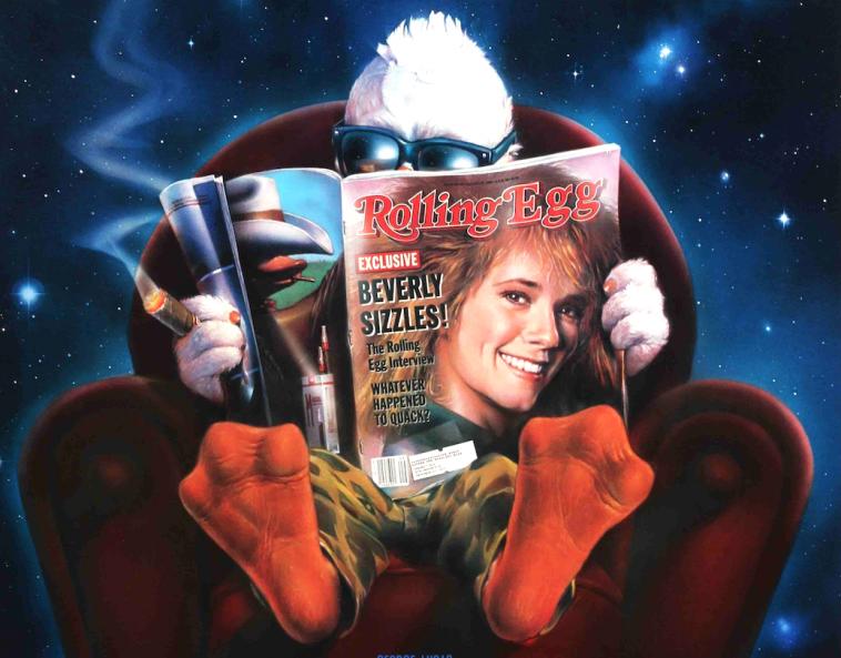 Howard E Il Destino Del Mondo Un Papero Marvel Hotcorn Com