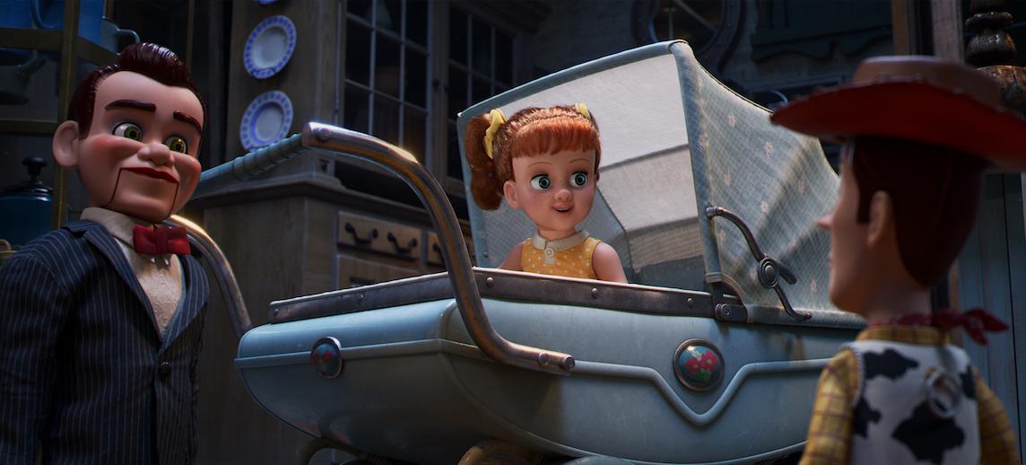 Toy Story 4: una scena del film Disney·Pixar