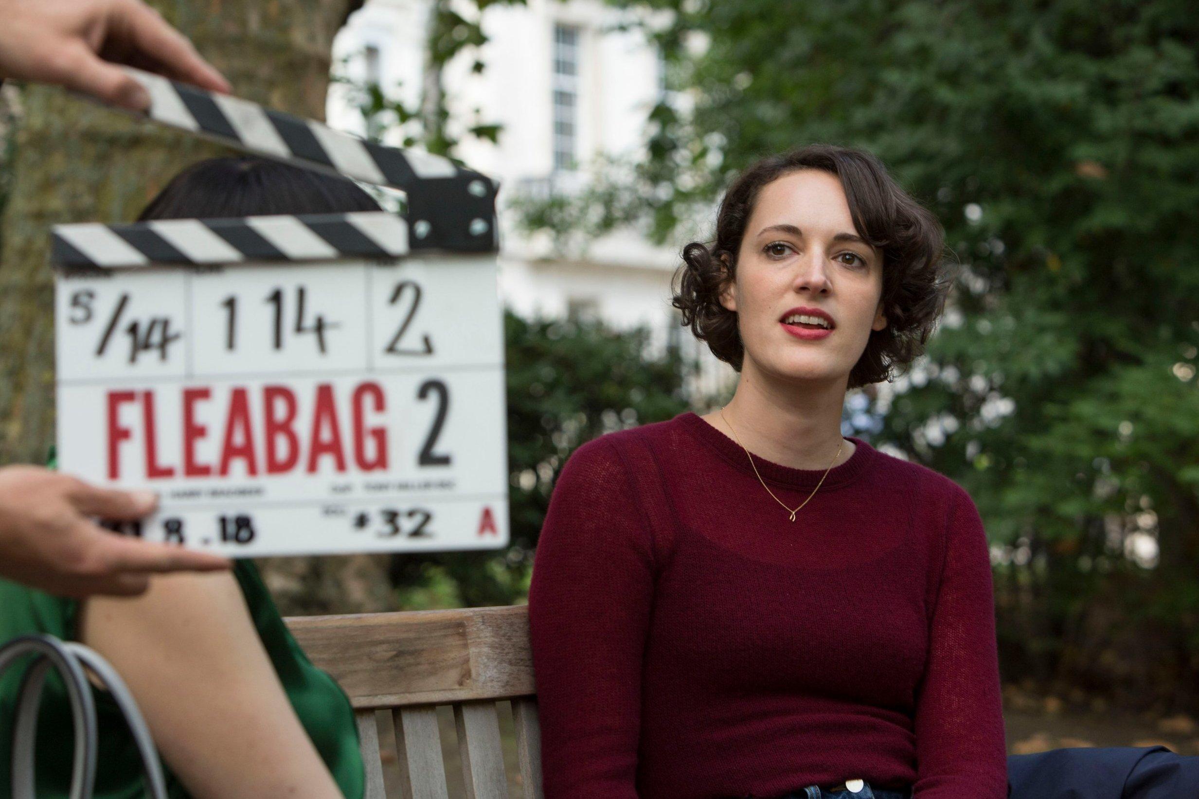 Fleabag 2: una scena della seconda stagione della serie di Phoebe Waller-Bridge