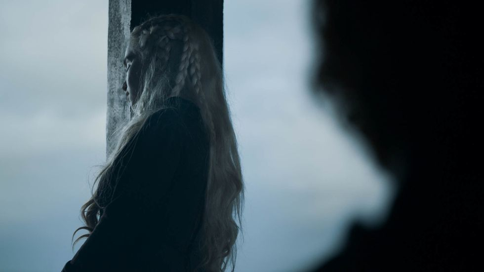 The Bells: una scena del quinto episodio de Il Trono di Spade 8