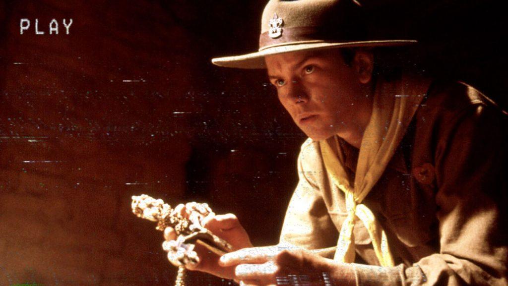 La croce di Coronado e River Phoenix, il giovane Indiana Jones