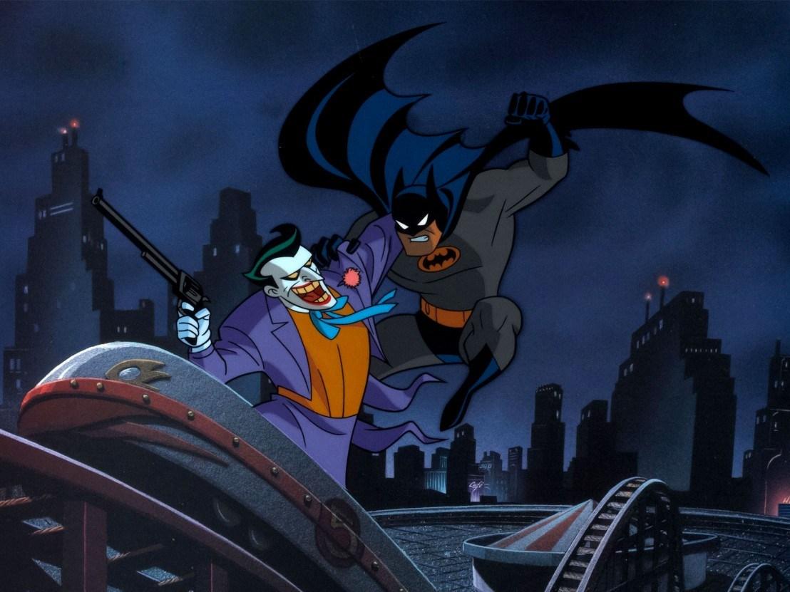 La maschera del fantasma dalla serie cult al miglior film su batman