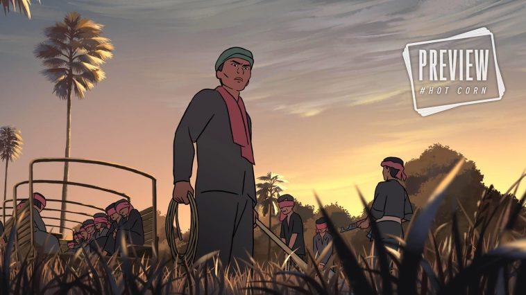 La cambogia in un cartone animato: funan e la vera storia del genocidio