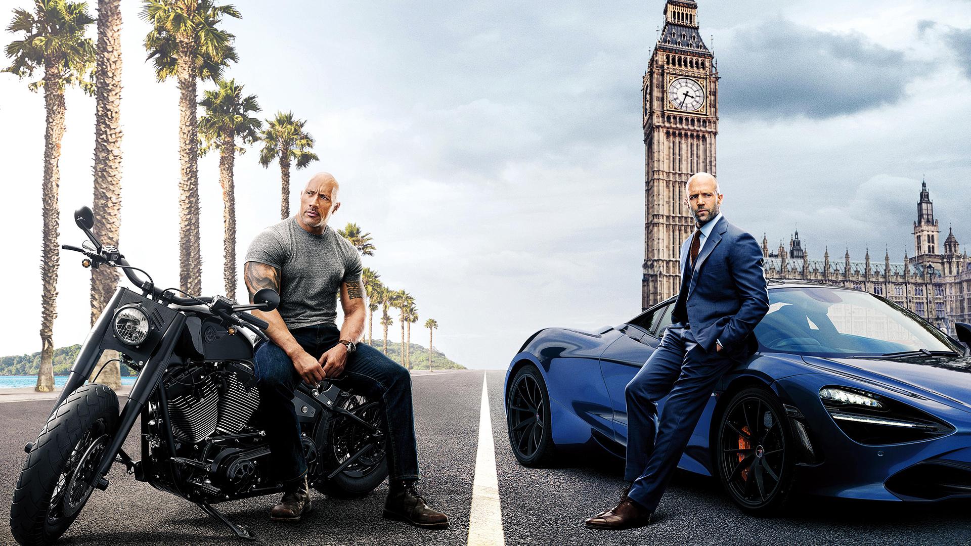 Fast & Furious - Hobbs & Shaw, la recensione | Cervello, muscoli e azione