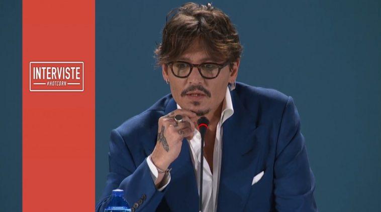 Johnny Depp: «Io, il potere e l'importanza di guardare oltre