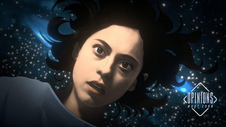 Undone: una scena della serie animata di Amazon Prime Video