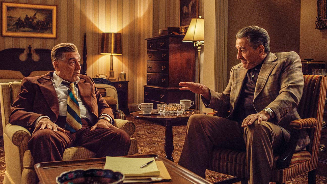 The Irishman: Al Pacino e Robert De Niro