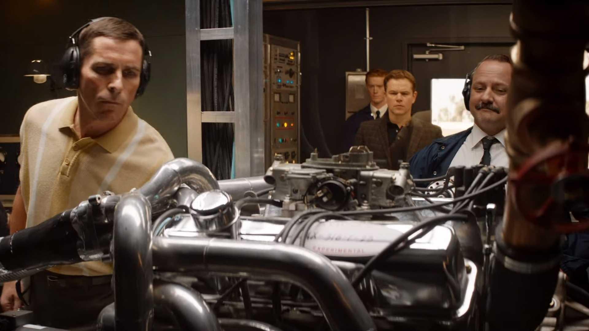 Le Mans '66 - La Grande Sfida: una scena del film