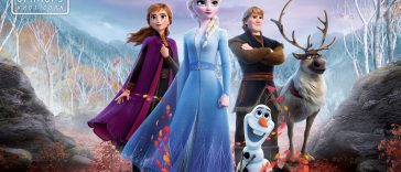 I protagonisti di Frozen