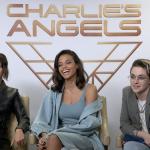 Naomi Scott, Ella Balinksa e Kristen Stewart intervistate da Hot Corn
