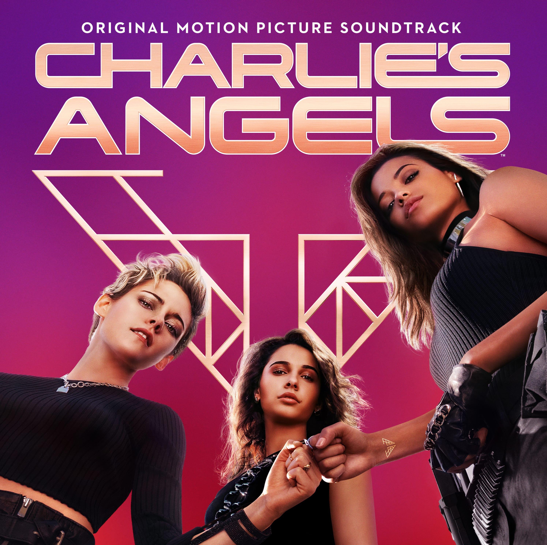 La cover dell'album di Charlie's Angels OST