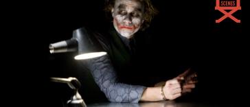 Il Cavaliere Oscuro: una foto dal set