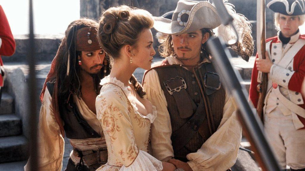 Pirati dei Caraibi cast