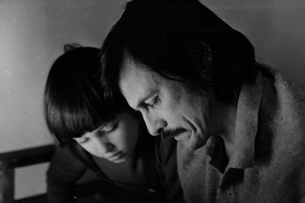 Andrej Tarkovskij e il figlio