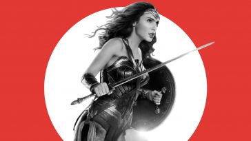 Gal Gadot è Wonder Woman
