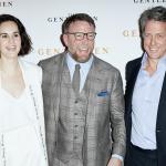 The Gentlemen: Michelle Dockery, Guy Ritichie e Hugh Grant